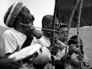 Berimbaus - Roda de capoeira